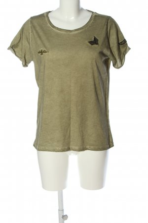 Soaked in luxury T-Shirt khaki Casual-Look