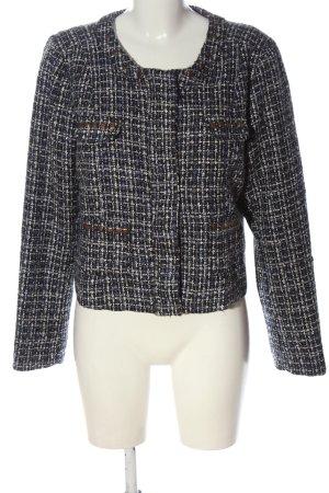 Soaked Tweed blazer volledige print zakelijke stijl