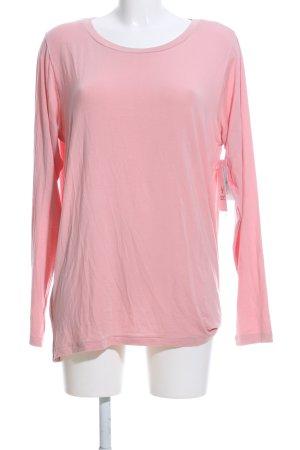 SOC Longsleeve pink Casual-Look