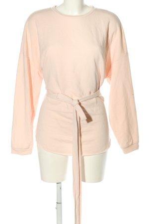 SOC Sweatshirt pink Casual-Look
