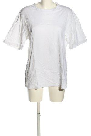 SOC T-Shirt blau Casual-Look