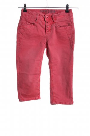 Soccx 3/4 Jeans pink Casual-Look