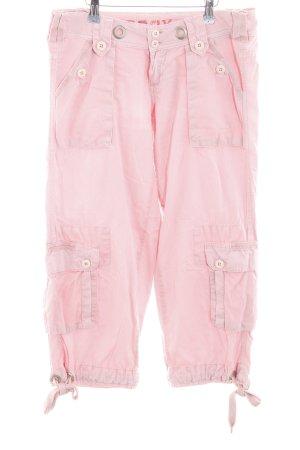 Soccx Bermuda roze casual uitstraling