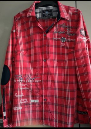 Soccx Shirt Blouse red