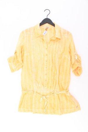 Soccx Bluse Größe 42 orange aus Baumwolle