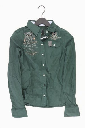 Soccx Bluse grün Größe 36