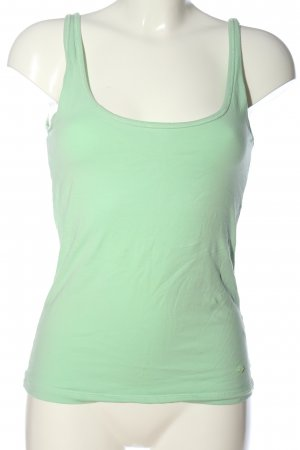 Soccx Camisole groen casual uitstraling