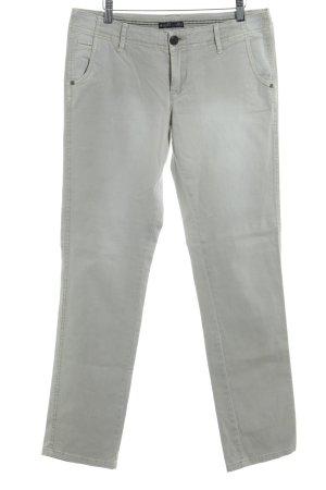 Soccx Five-Pocket-Hose creme Metallknöpfe