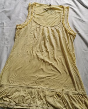 soccx gelbes shirt Kleid  gr. 38