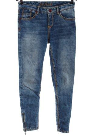 Soccx High Waist Jeans blue casual look