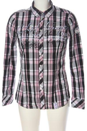 Soccx Camicia da boscaiolo stampa integrale stile casual