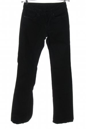 Soccx Low Rise Jeans black casual look