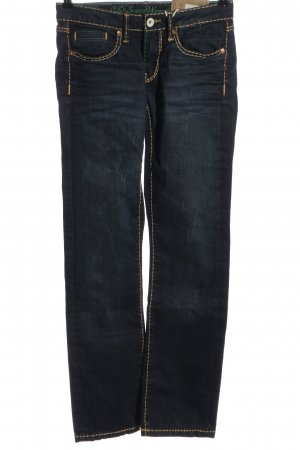 Soccx Low Rise Jeans blue casual look
