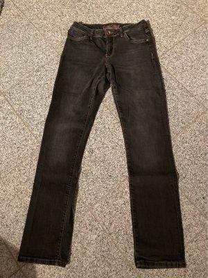 Soccx Pantalone cinque tasche grigio
