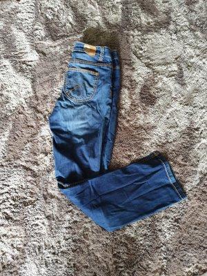 Soccx Stretch Jeans blue