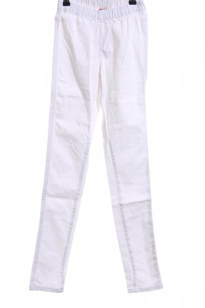 Soccx Jeggings weiß Casual-Look
