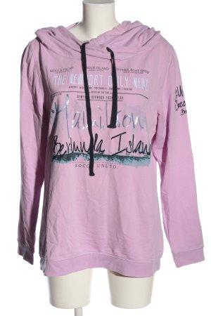 Soccx Hooded Sweatshirt printed lettering casual look