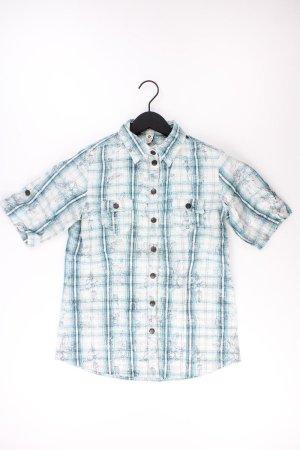 Soccx Short Sleeved Blouse blue-neon blue-dark blue-azure