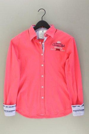 Soccx Long Sleeve Blouse light pink-pink-pink-neon pink cotton