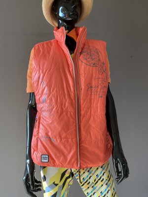 Soccx Outdoor Jacket salmon polyester