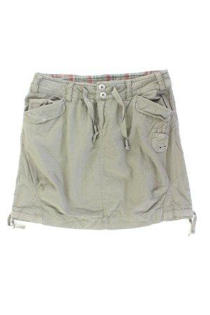 Soccx Skirt olive green cotton