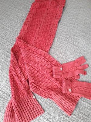 soccx Schal und Handschuhe neu