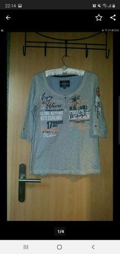 Soccx Shirt grau