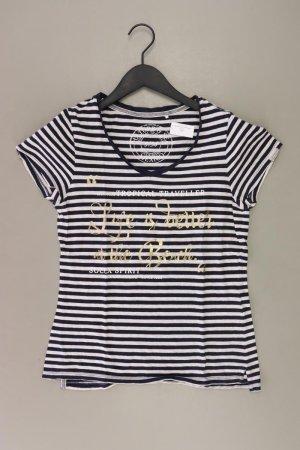 Soccx Shirt Größe 36 gestreift blau