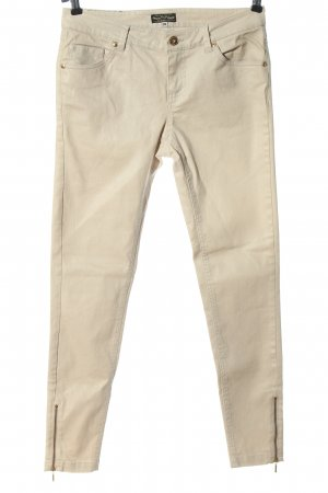 Soccx Jeans skinny bianco sporco stile casual