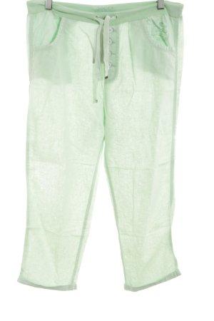 Soccx Stoffhose grün Casual-Look