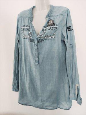 Soccx Tunique-blouse multicolore coton