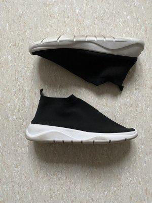DUNE LONDON Slip-on Sneakers black-white