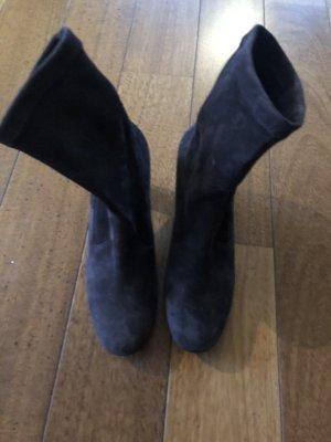 Sock Boots grau 38