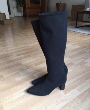 Peter Kaiser Ocieplane buty czarny