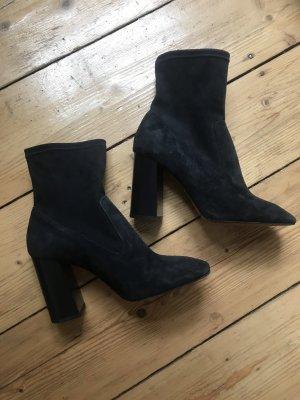 Sock-Boots / Stiefeletten Mango