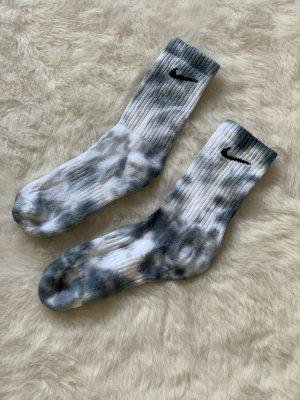 Nike Legwarmers white-black