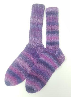 Handarbeit Gebreide handschoenen veelkleurig