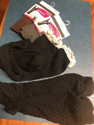 Socken und Kniestrümpfe im Set