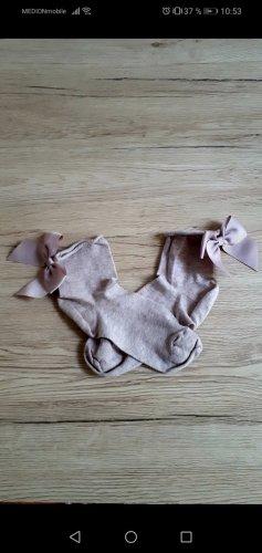 Socken von Calzedonia mit Schleife