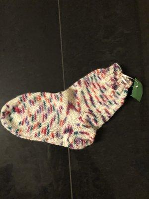 Socken, Wollsocken, Handarbeit