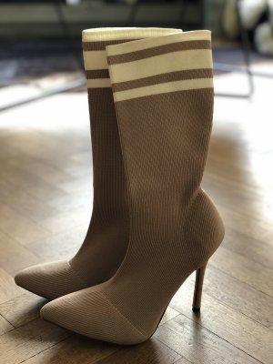 Socks High Heels