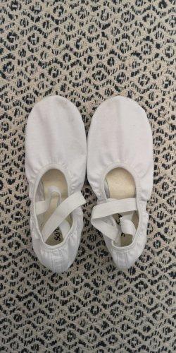 so danca Składane baleriny biały