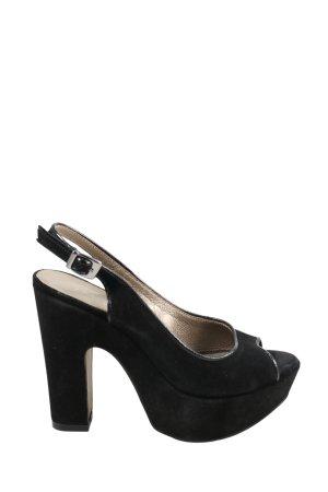 SOFIA COSTA SHOES Slingback Pumps black casual look