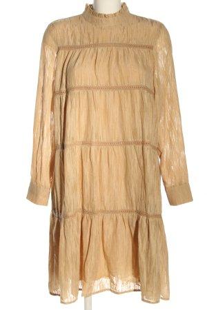 Sofie schnoor Blusenkleid nude Casual-Look