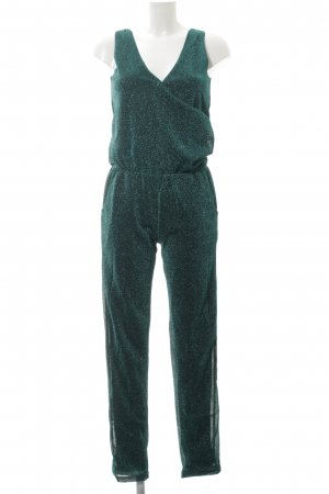 Sofie schnoor Jumpsuit kadettblau Glitzer-Optik