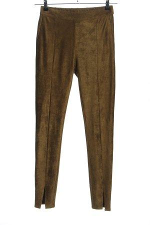 Sofie schnoor Leggings marrone stile casual