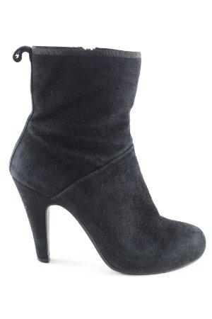 Sofie schnoor Plateau-Stiefeletten schwarz Casual-Look