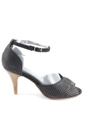 Sofie schnoor Riemchen-Sandaletten schwarz Casual-Look