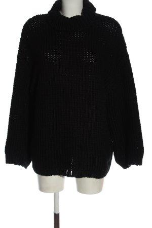 Sofie schnoor Turtleneck Sweater black casual look