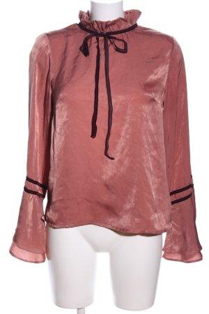 Sofie schnoor Schlupf-Bluse pink Casual-Look